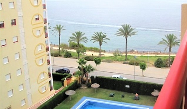 Tasación Apartamento con vistas al mar en Canet.