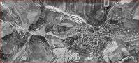 1957 Fotografía aérea.